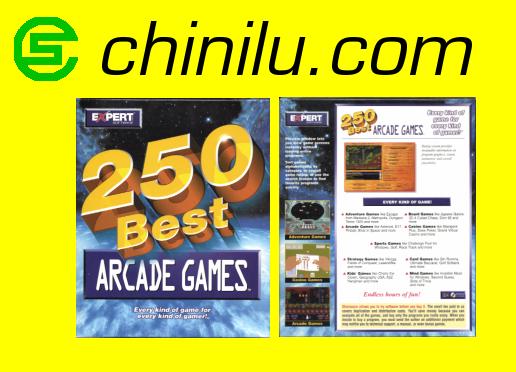 250 Best Arcade Games™