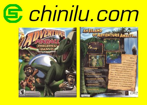 Adventure Pinball™ Forgotten Island