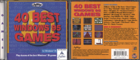 40 Best Windows 95 Games™ -CONTAINS SHAREWARE-
